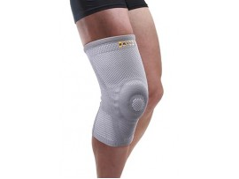 Uriel Genusil Rigid Knee Sleeve 護膝 XL碼・灰色